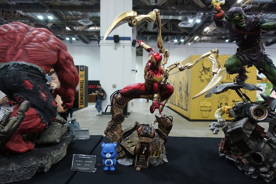 XM Studios: Coverage Singapore Comic Con 2019 – December 7th to 8th 1oikrs