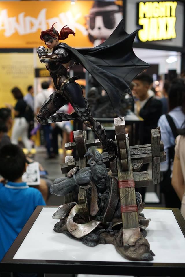 Samurai Series : Batgirl 1pruvo