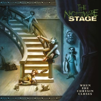The Nightmare Stage - When the Curtain Closes (2019)