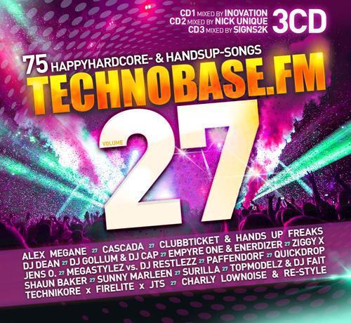 Technobase.FM Vol. 27 (3CD) (2020)