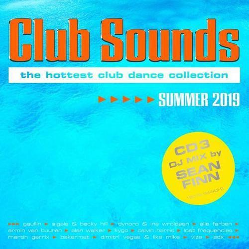 Club Sounds - Summer 2019 (2019)