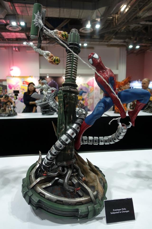 Premium Collectibles : Spiderman** 1s4iqq