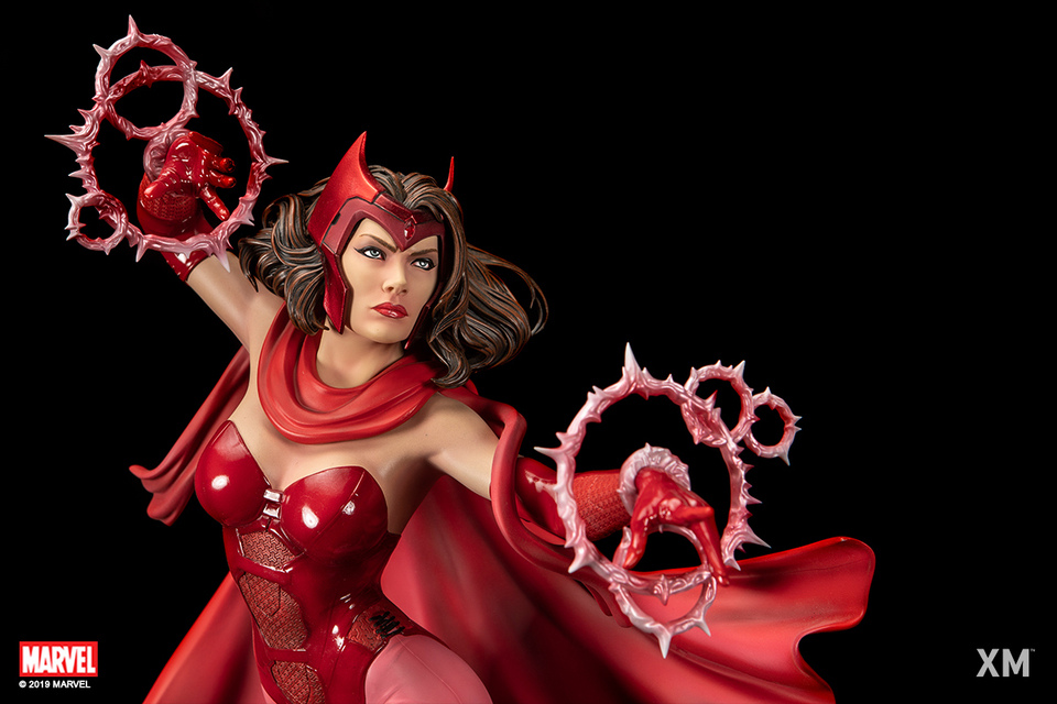 Premium Collectibles : Scarlet Witch** 1scarletwitchbjjf3