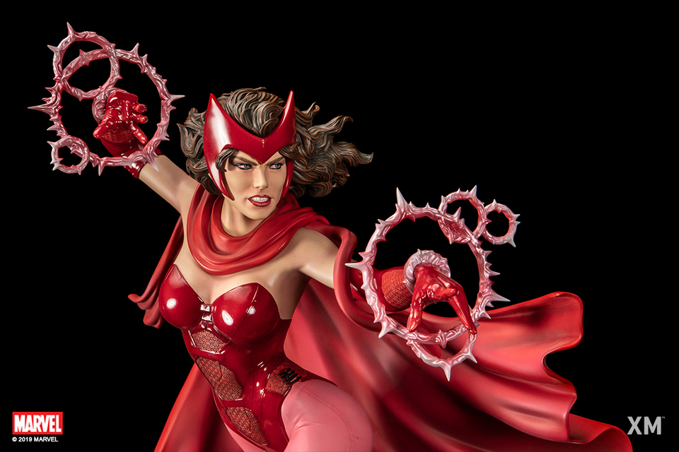 Premium Collectibles : Scarlet Witch** 1scarletwitchgxjea