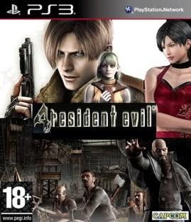 PS3 - [1 00] Resident Evil 4 HD | Rival Gamer | Gaming Community