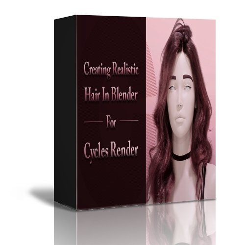 Creating Realistic Hair in Blender for Cycles Render