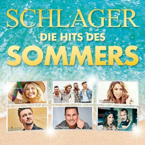 Schlager - Die Hits des Somers (2019)