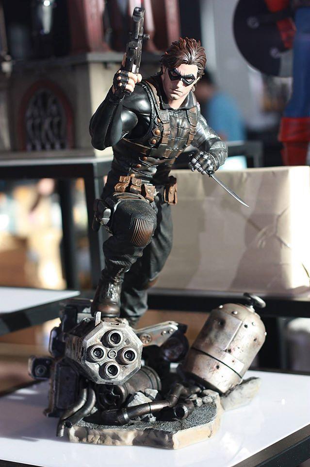 Premium collectibles : Winter Soldier  1tcu51