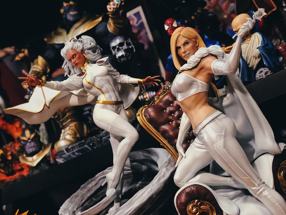 Premium Collectibles : Emma Frost 1u0k18