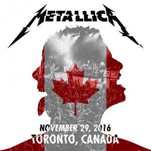 Metallica – Live at Opera Hous Toronto, Canada 11-29-2016 (2016) Album (MP3 320 Kbps)