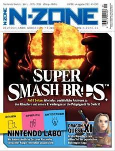 :  N-Zone Magazin Januar Mai No 05 2018