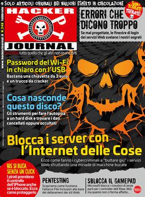Hacker Journal N.249 - Febbraio 2021