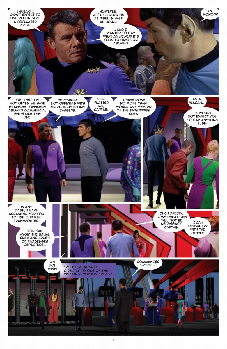 Star Trek New Visions #9: