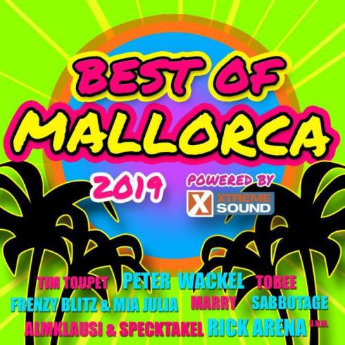 Best of Mallorca 2019 Powered by Xtreme Sound (2019)