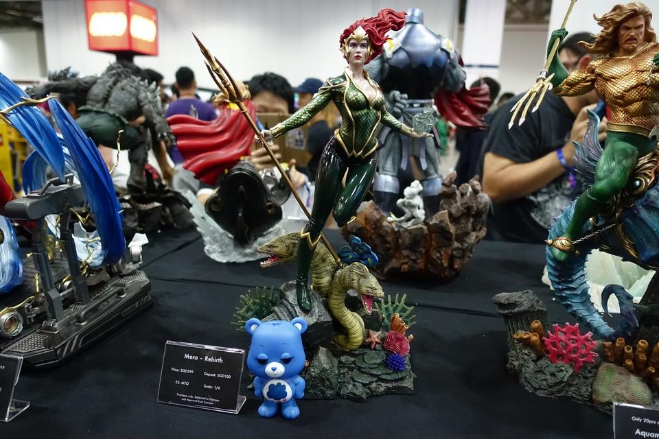 XM Studios: Coverage Singapore Comic Con 2019 – December 7th to 8th 1vjkzl