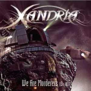 Xandria – We Are Murderers (We All) (ft. Björn Strid of Soilwork) [Single] (2016) Album (MP3 320 Kbps)