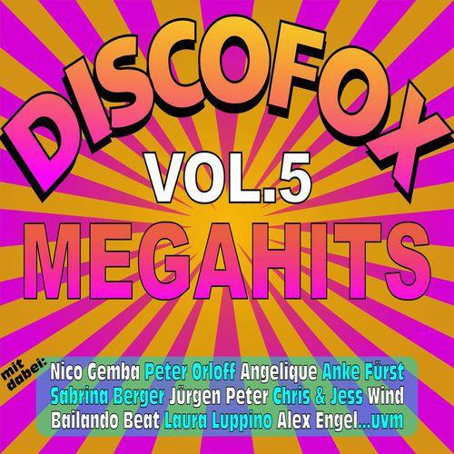 Discofox Megahits Vol. 5 (2019)