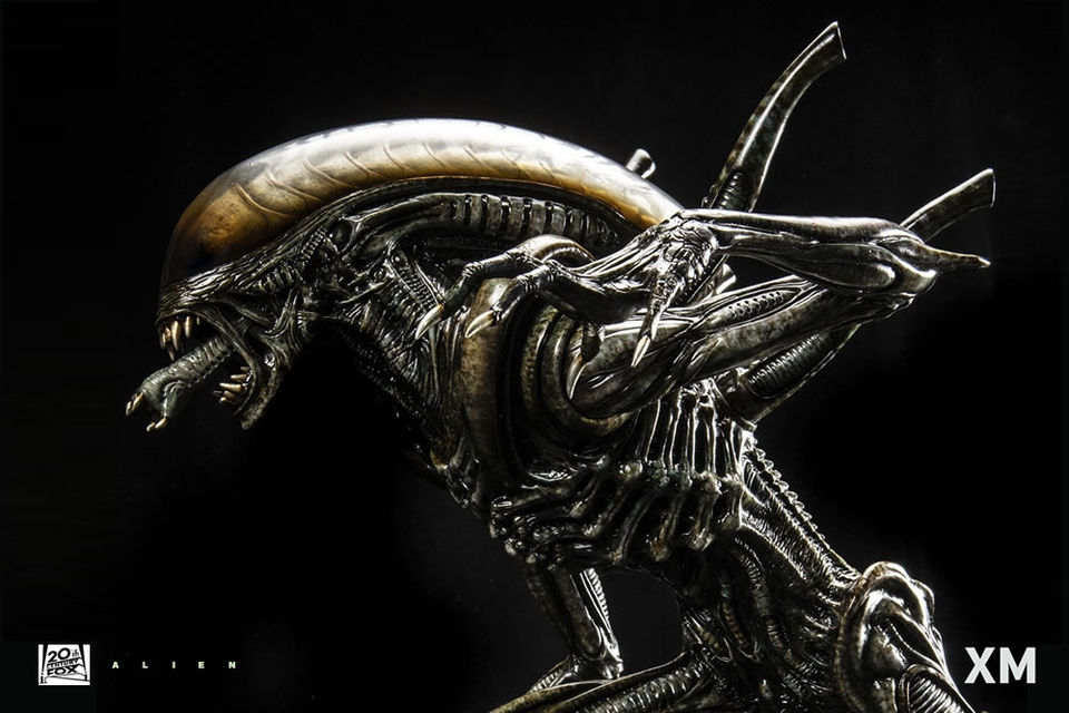 Premium Collectibles : Alien 1xgjec