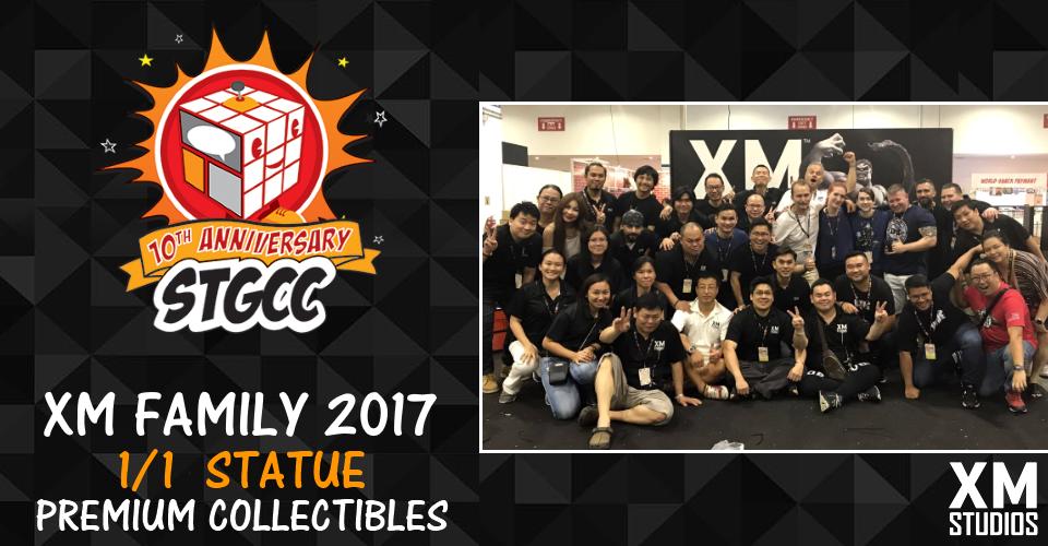XM Studios: Coverage STGCC 2017 - September 09-10 - Page 2 1xmfamily2017nzbfb