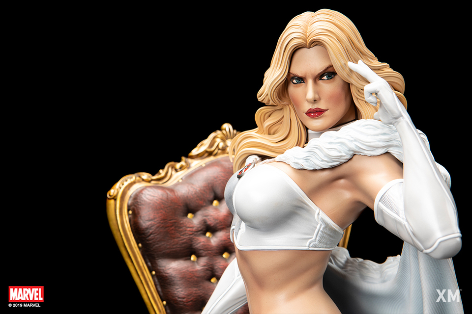Premium Collectibles : Emma Frost 1xqjuv