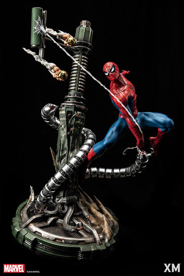Premium Collectibles : Spiderman** 1yujlm