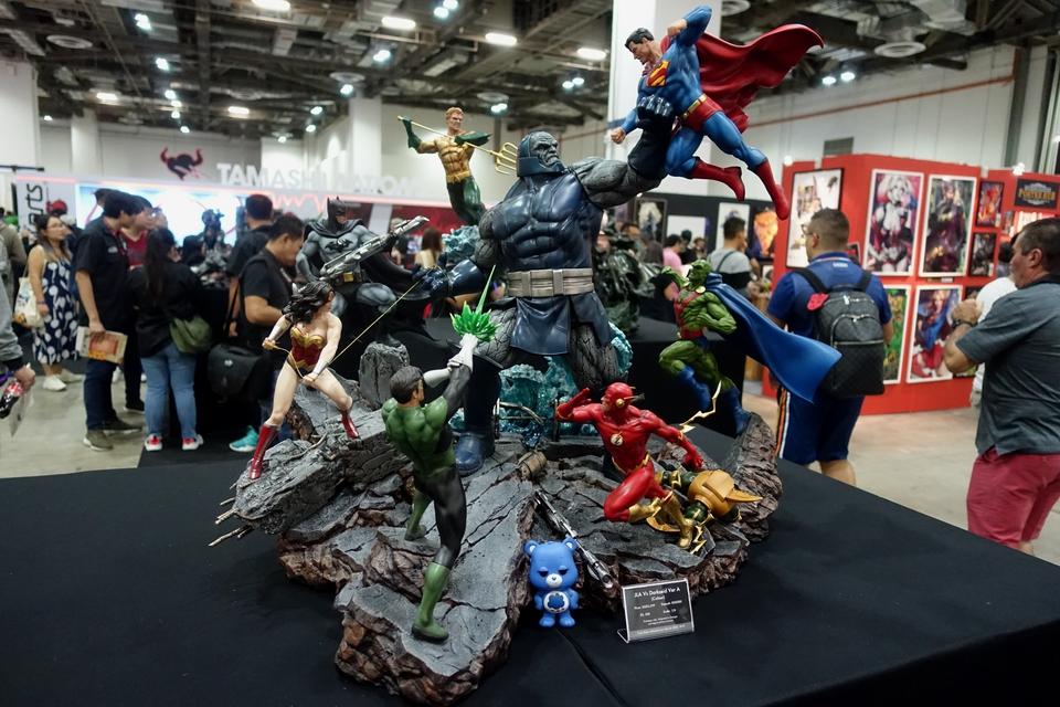 XM Studios: Coverage Singapore Comic Con 2019 – December 7th to 8th 1yxjxa
