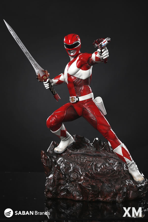 Premium Collectibles : Power Ranger Red 1zfqhv