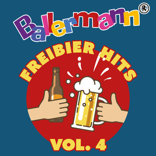 Ballermann Freibier Hits Vol. 4 (2020)
