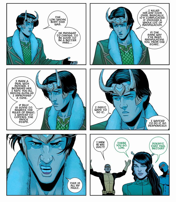 Hela & Loki Laufeyson / Lady Loki on Pinterest   Lady Loki ...