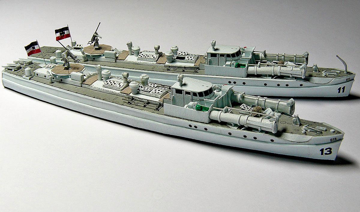 Schnellboote Série S7-S13 de la Reichsmarine 1:250 20-stbseitlichffjs5