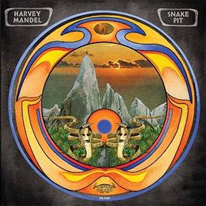 Harvey Mandel - Snake Pit (2016)