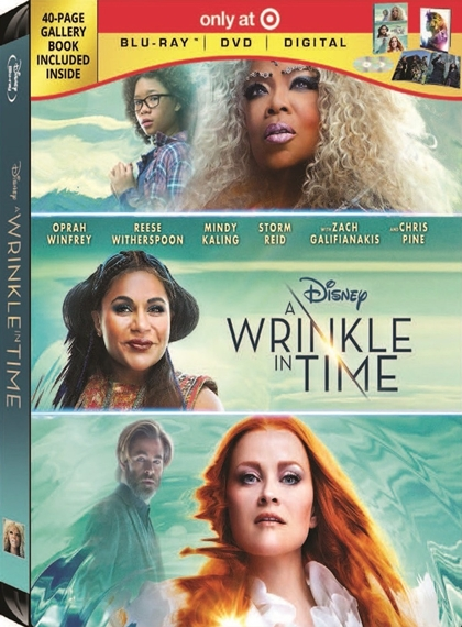 Zamanda Kıvrılma - A Wrinkle in Time - 2018 - BluRay 1080p - DuaL (TR-EN)