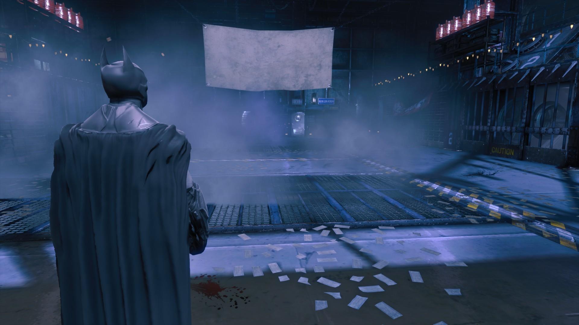 Batman: Arkham Origins PC Performance Thread | NeoGAF