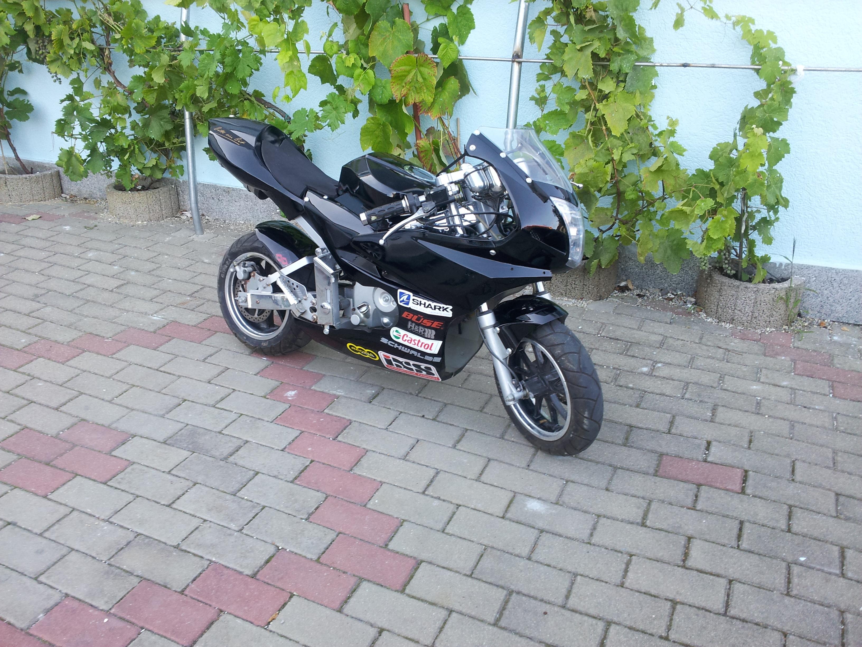 Ongebruikt Midi Club - Midibikes mit Straßenzulassung - Minibike-Club - Das PP-06