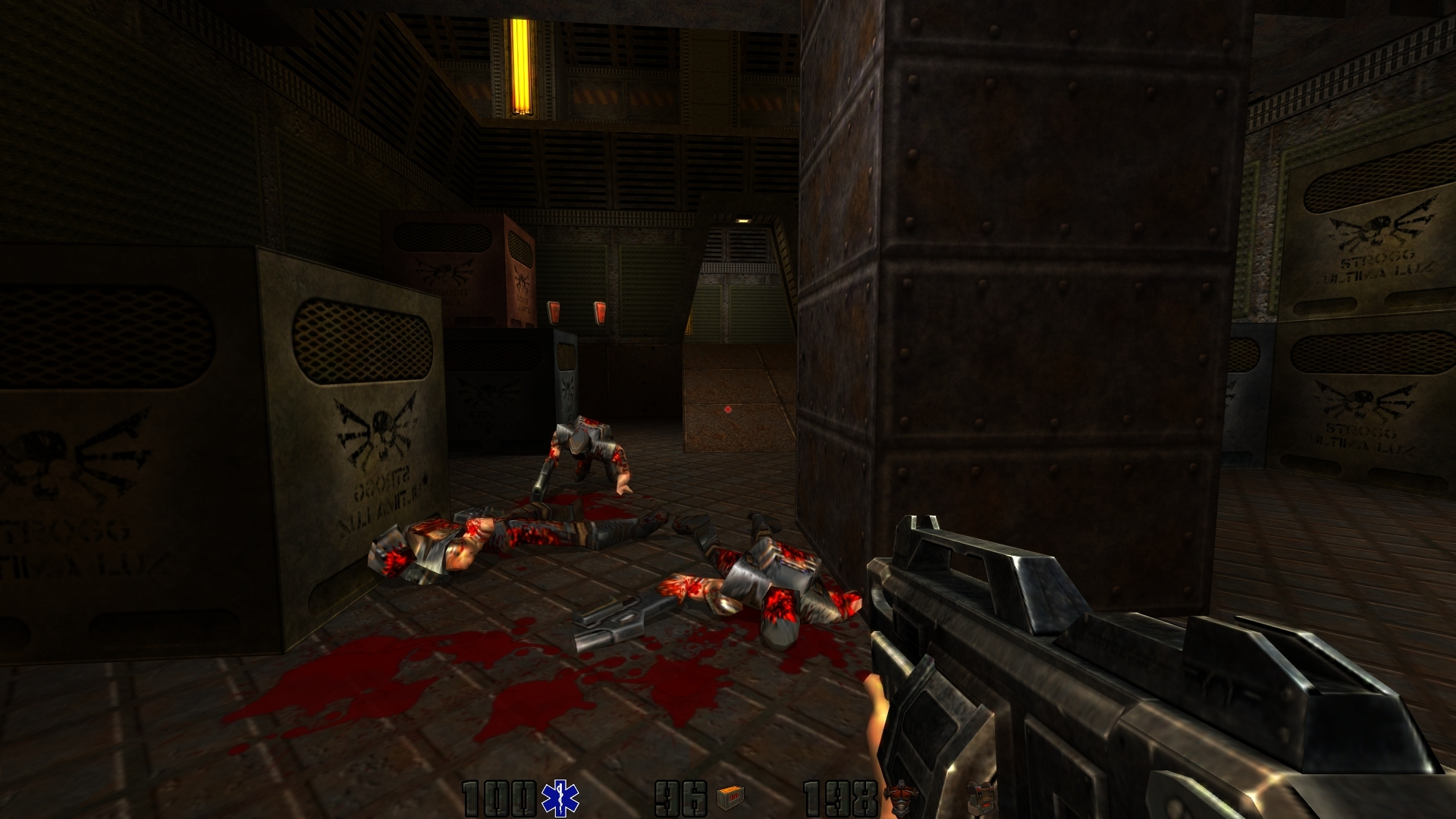 Quake 1-2 look SO much better in software mode      NeoGAF