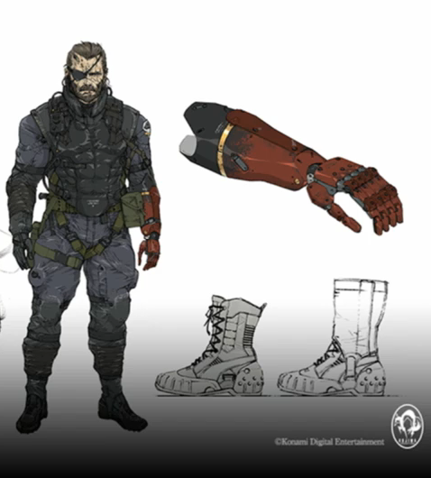 MGSV At TGS 2014 (New Gameplay, Info, Super Sexy Clothing
