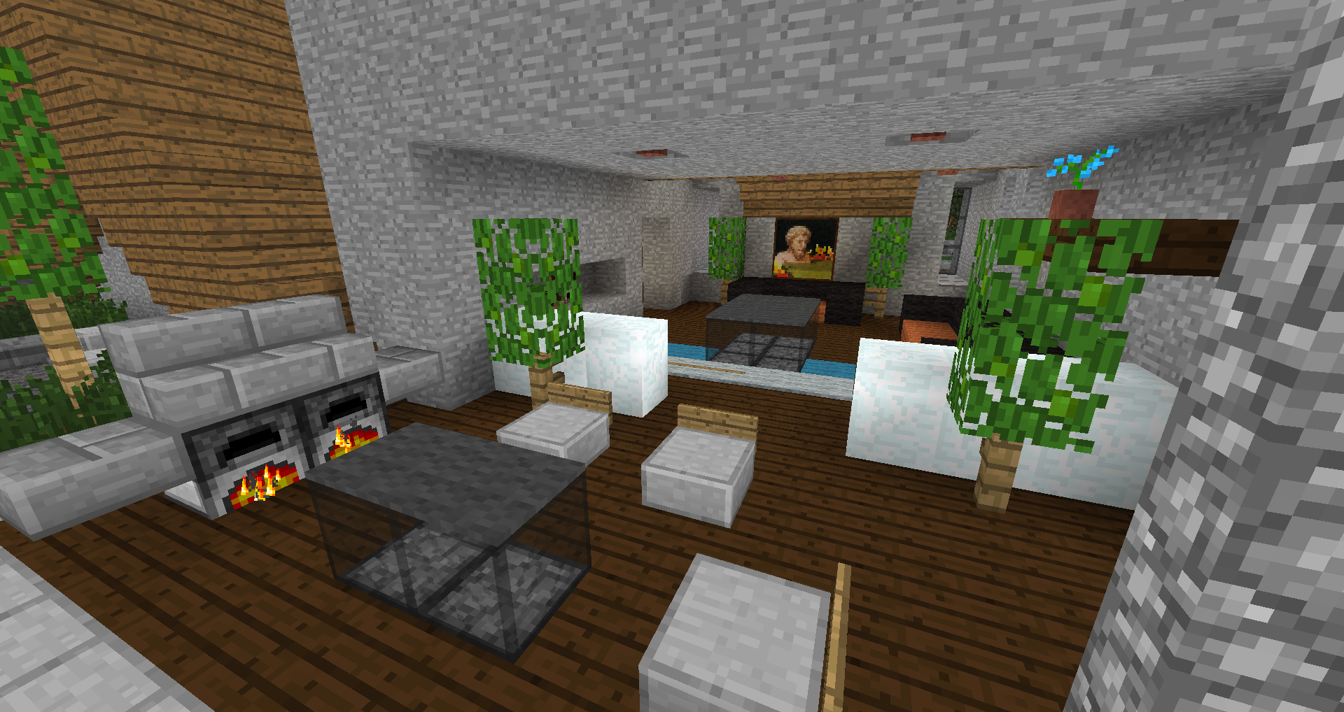 modern showcase by j h gestartete projekte. Black Bedroom Furniture Sets. Home Design Ideas