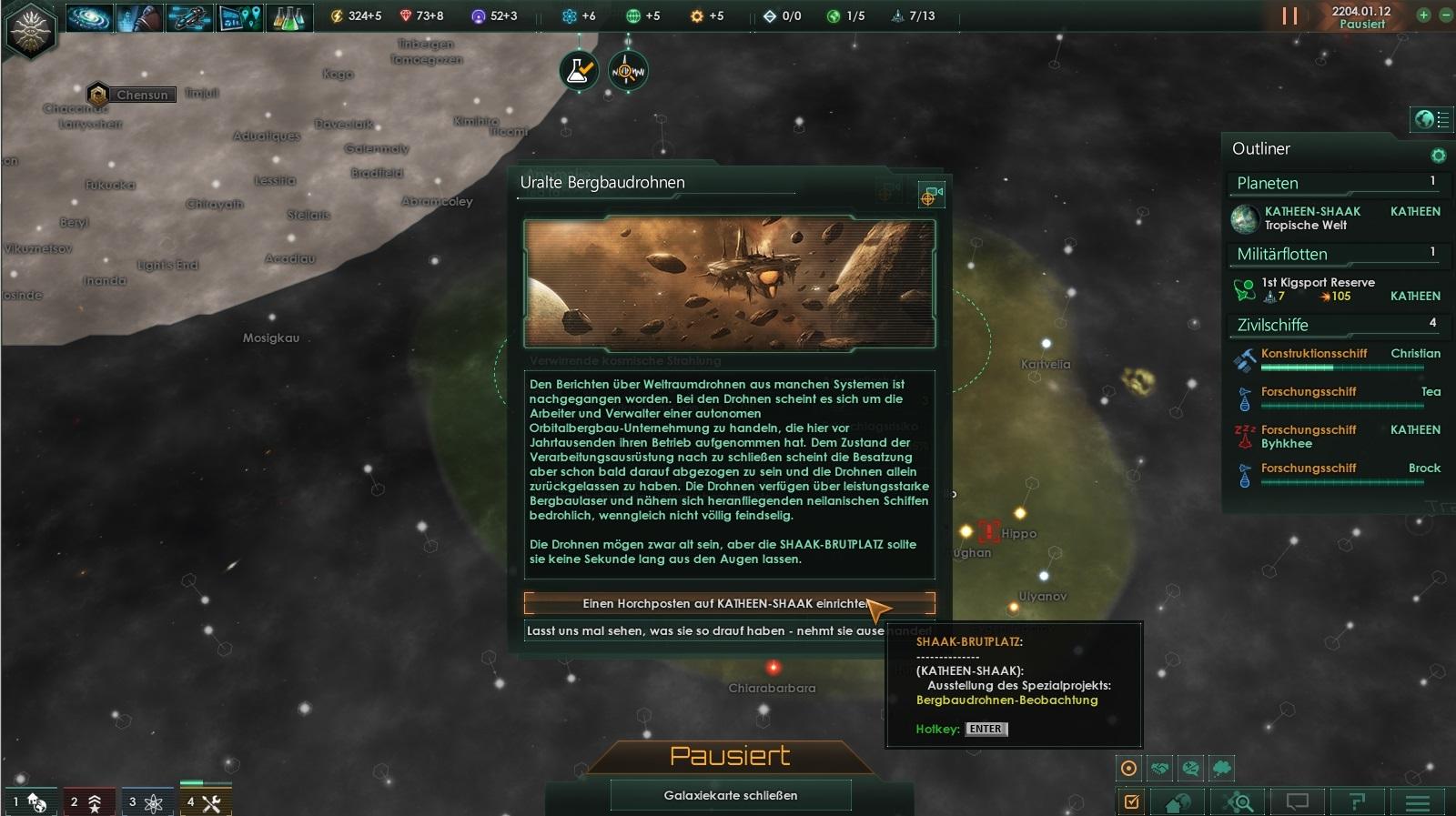 Stellaris Nemesis Archiv Strategycon Interactive Foren