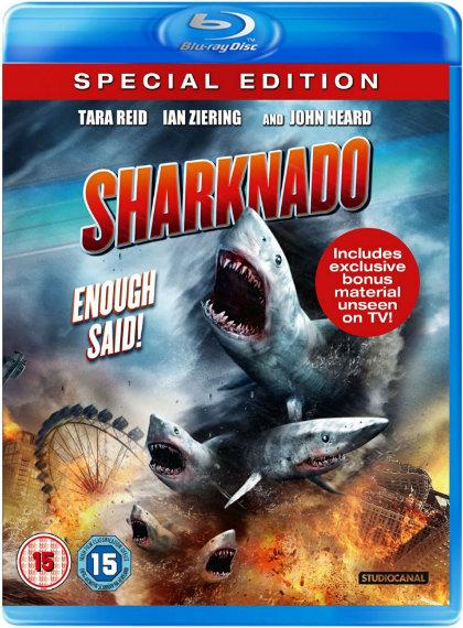 Köpekbalığı İstilası - Sharknado (2013) türkçe dublaj film indir