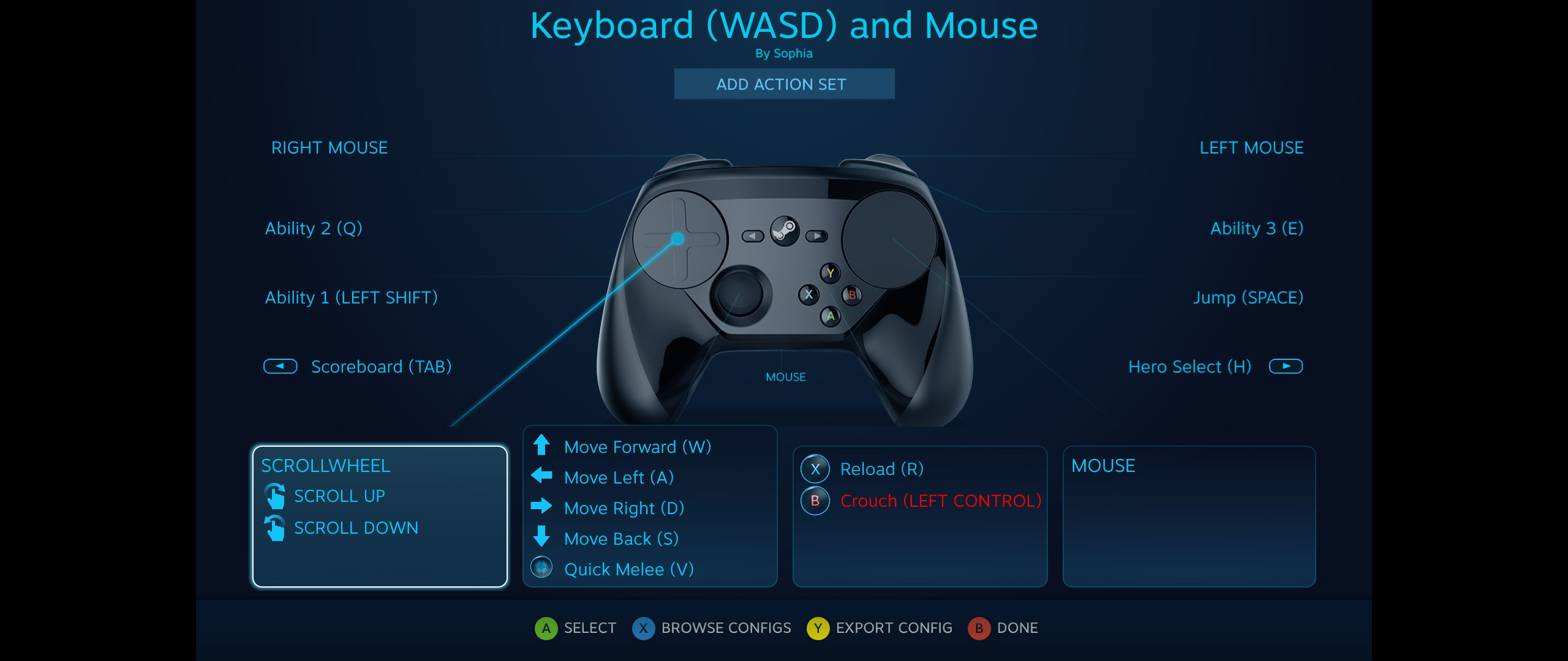 Steam Controller Thread | Comfy Couch Sold Separately | NeoGAF