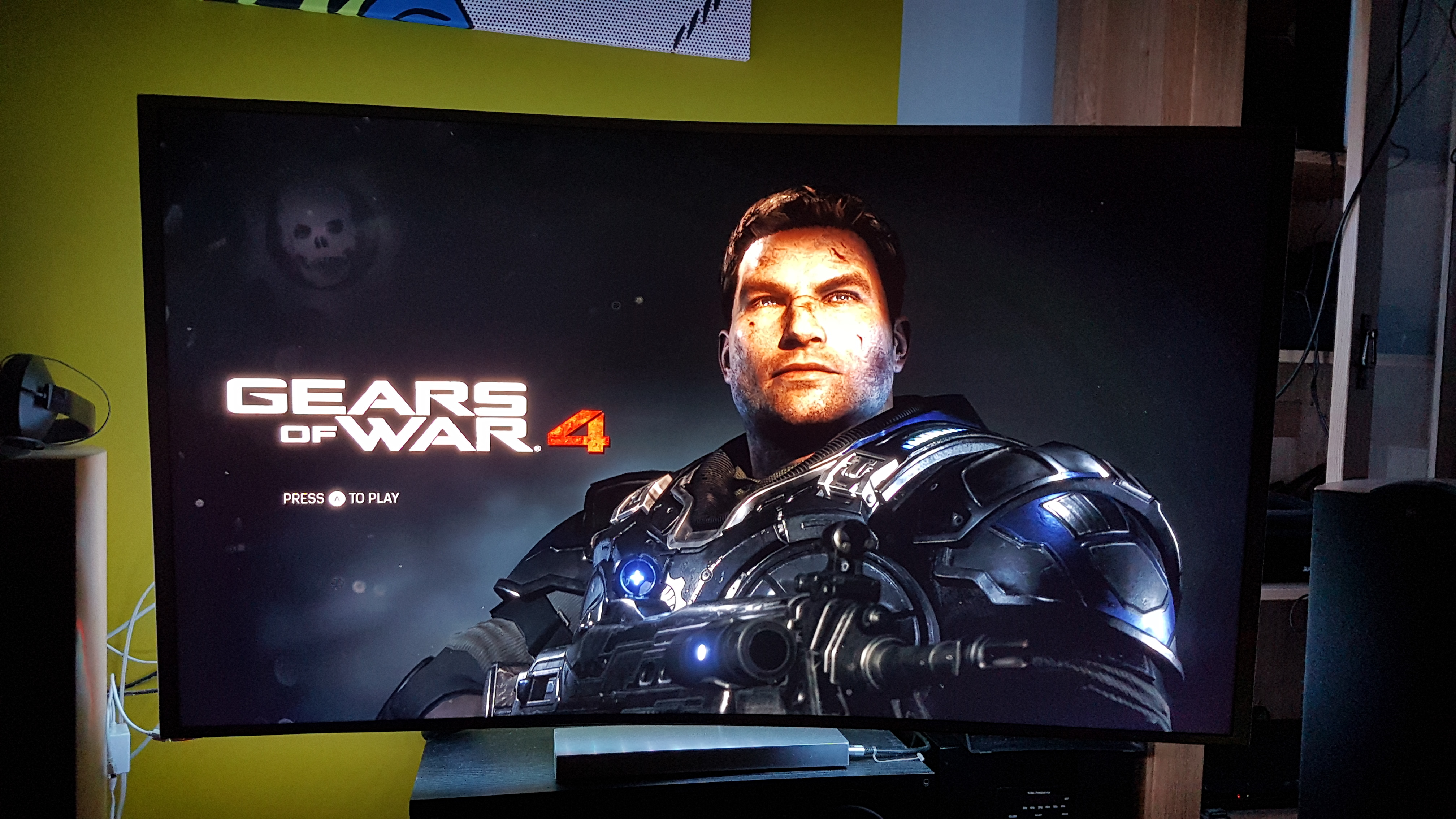 Gears Of War 4 HDR