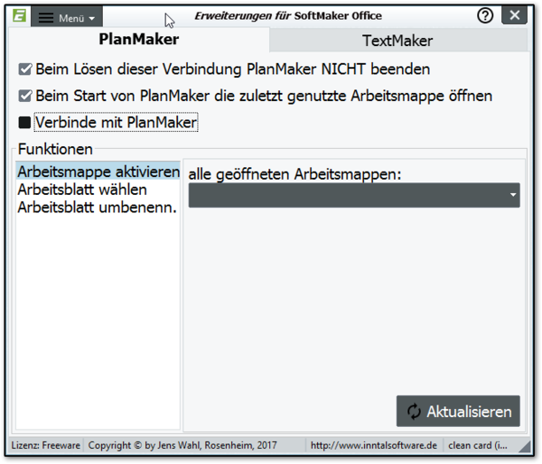 Erweiterungen für SoftMaker Office (ESMO) - Tipps, Tricks und ...