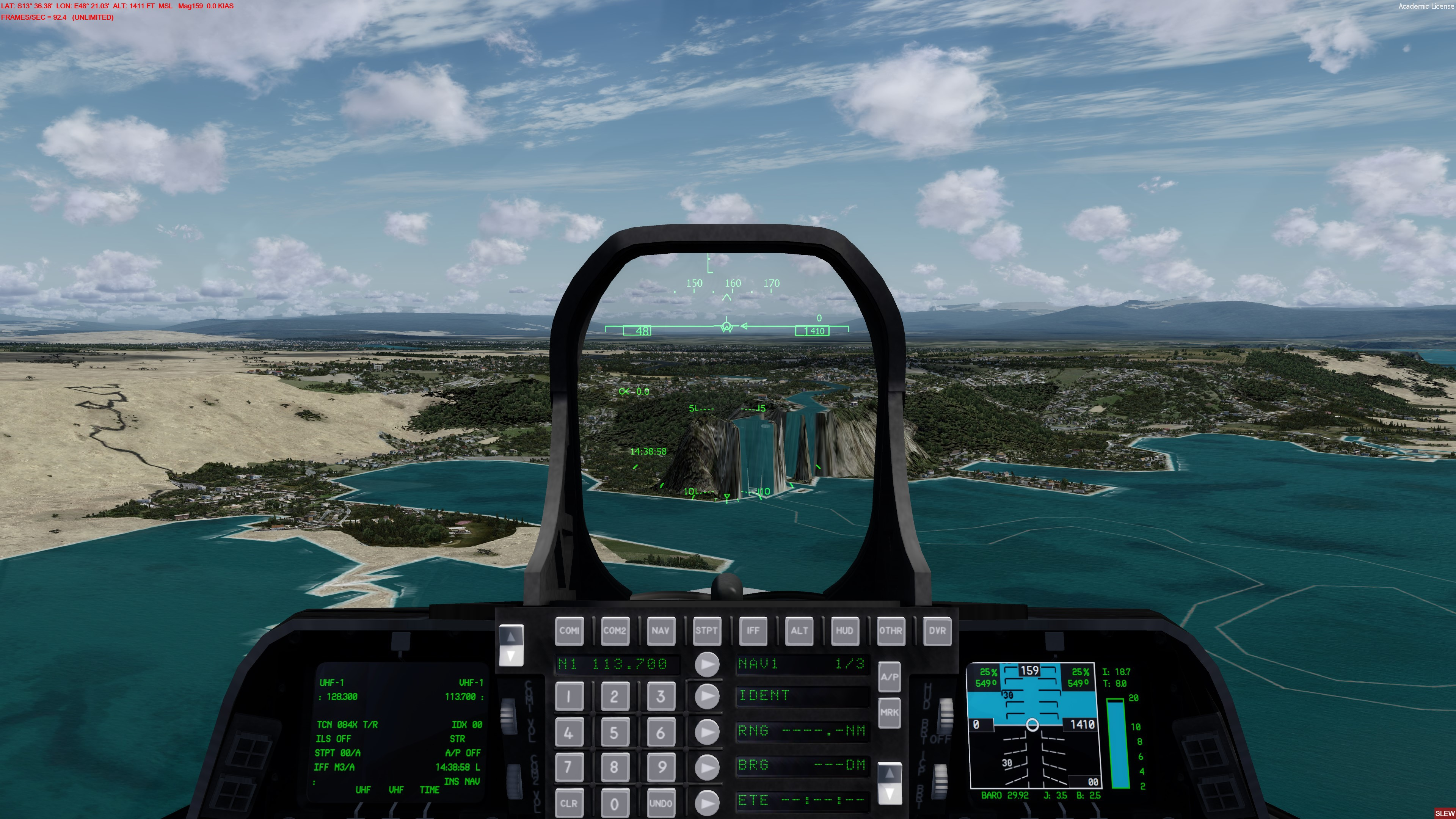 Severe Elevation issues in Madagascar - Prepar3D Forums