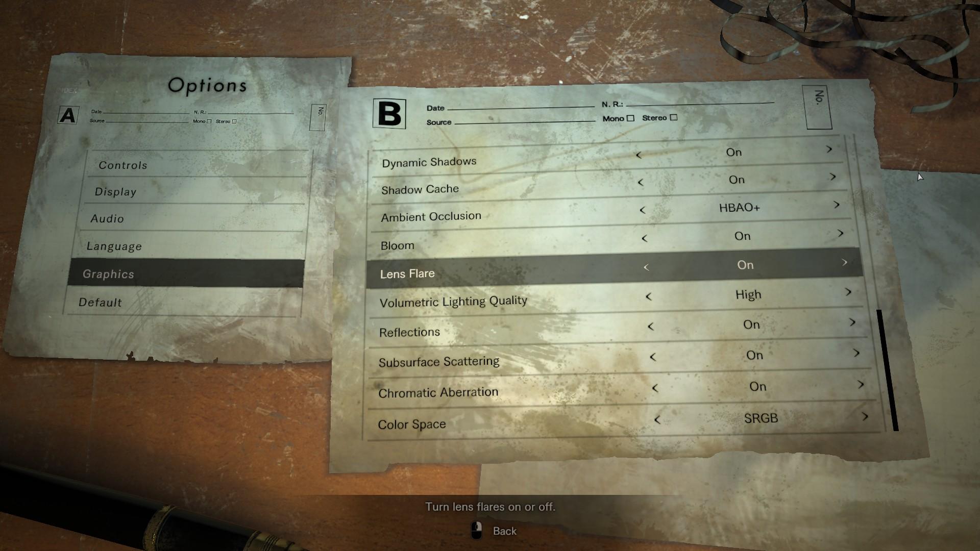 Resident Evil 7 - PC Performance Thread | NeoGAF