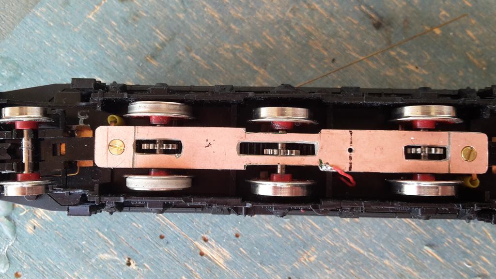 TRIX NEU Schleiferdeckel 1 Loch 22 mm