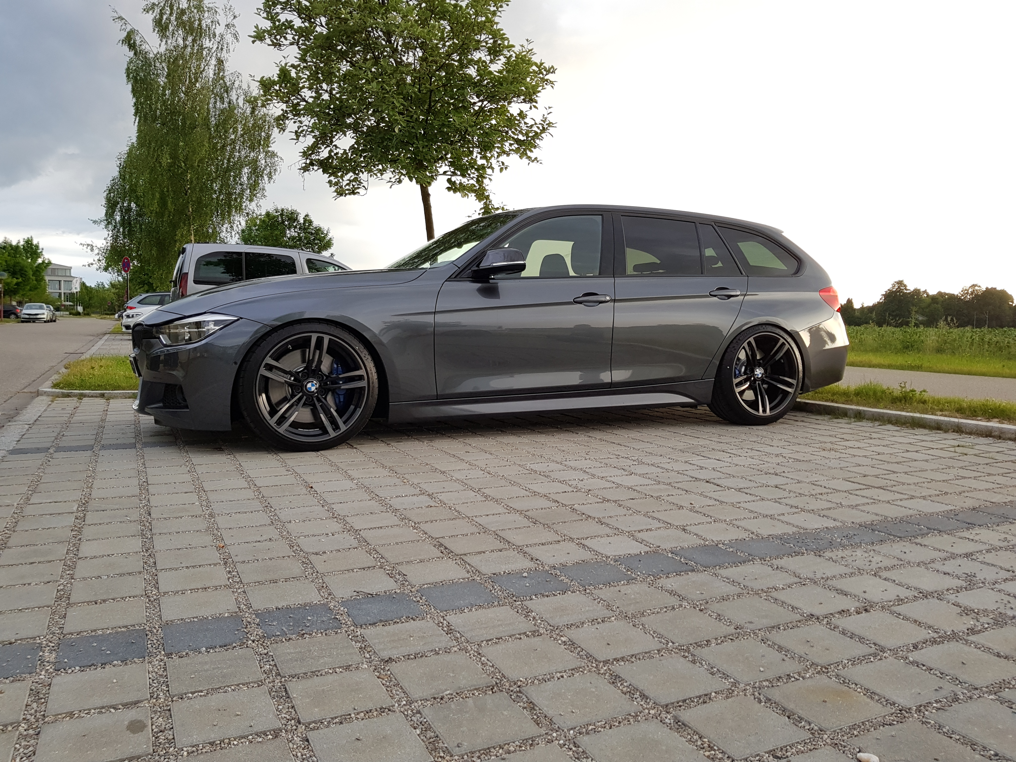 alusil 39 s f31 340i makerwdgreatagain f31 touring bmw. Black Bedroom Furniture Sets. Home Design Ideas