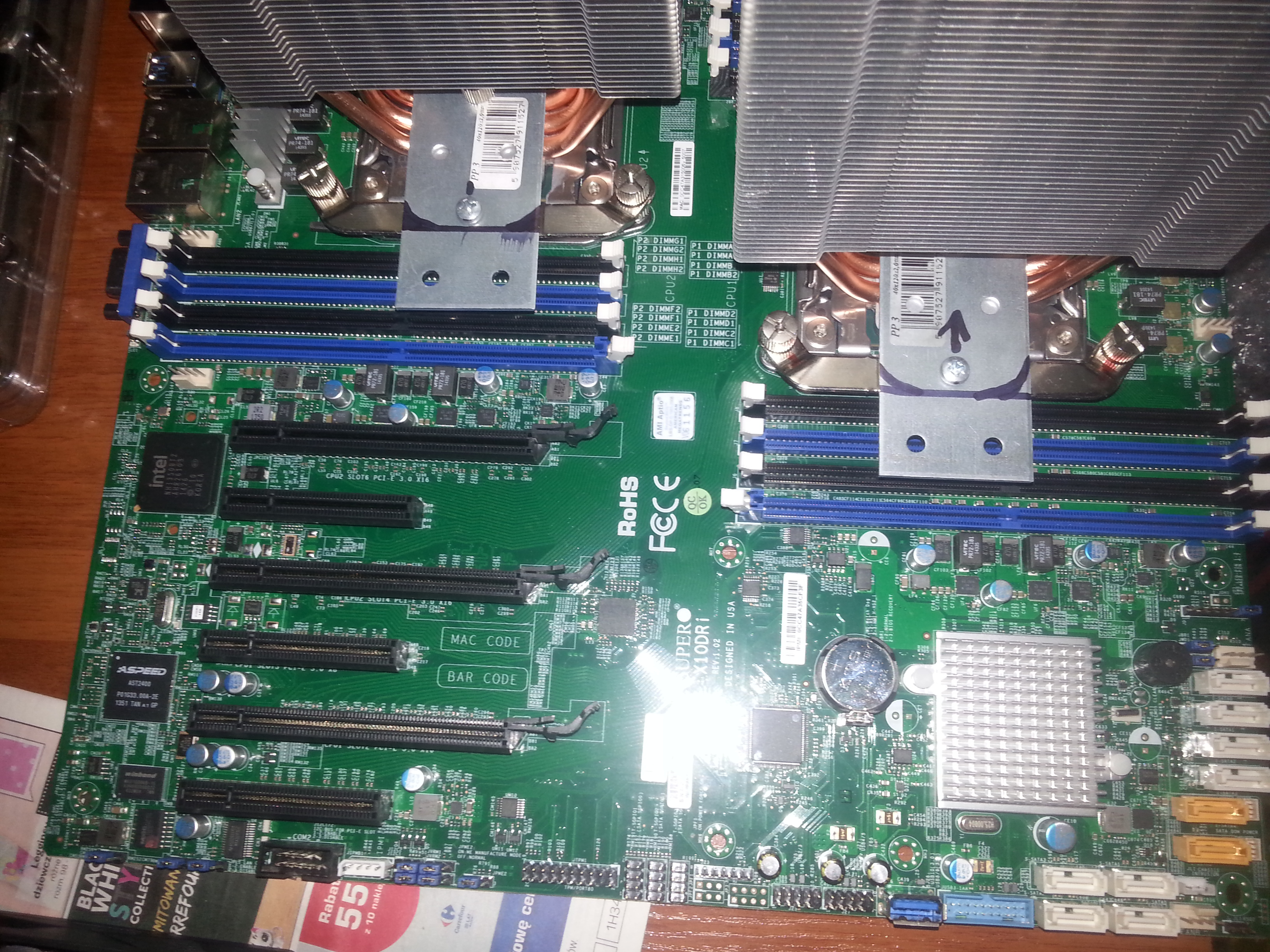 What controls Turbo Core in Xeons? | AnandTech Forums