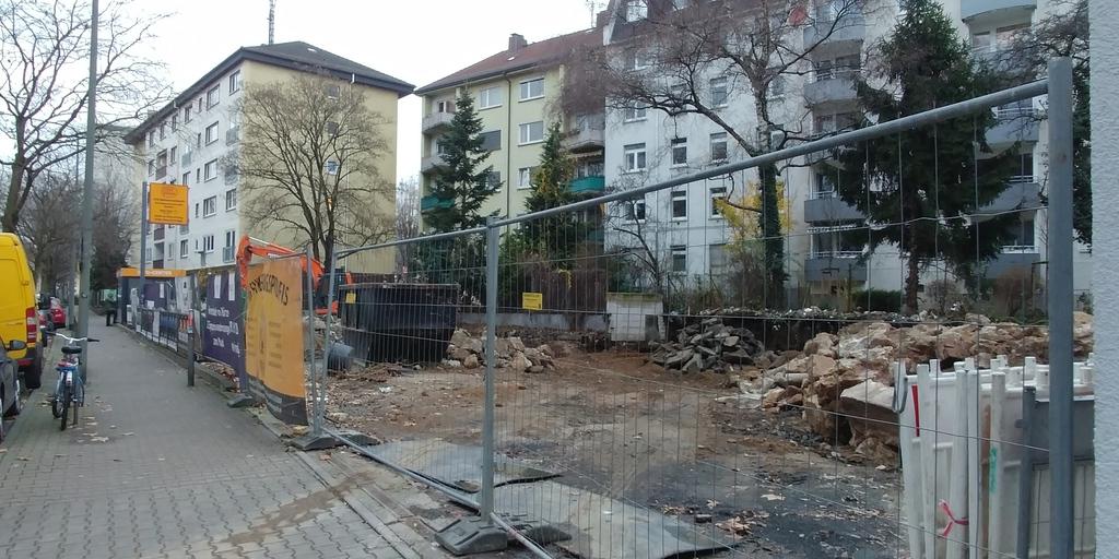 Single wohnung frankfurt ostend