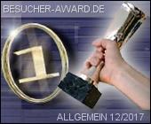 Besucher Award 12-2017