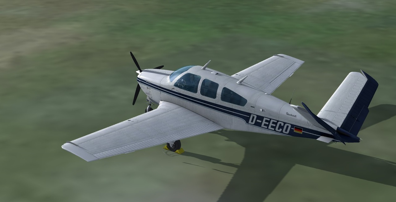 Bonanza Finished Repaints - The A2A Simulations Community
